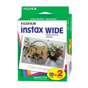 FUJIFILM FUJI INSTAX WIDE FILM DOUBLE PACK