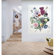 IXXI FLOWER BOUQUET POSTER 80X100