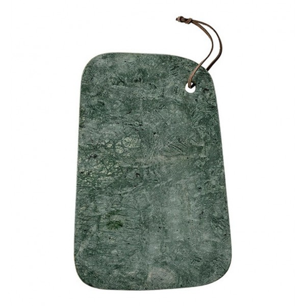 BLOOMINGVILLE GREEN MARBLE CUTTING BOARD