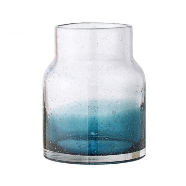 BLOOMINGVILLE VASE GRADIENT BLUE