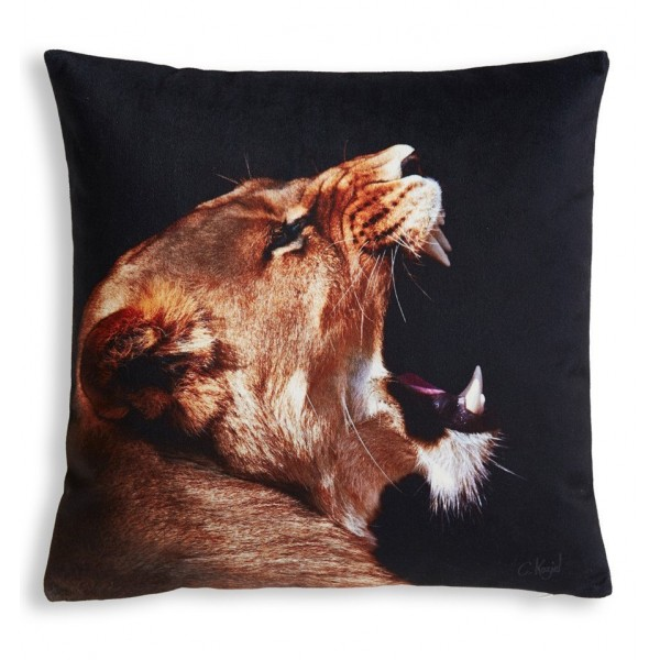 KOZIEL LIONESS CUSHION