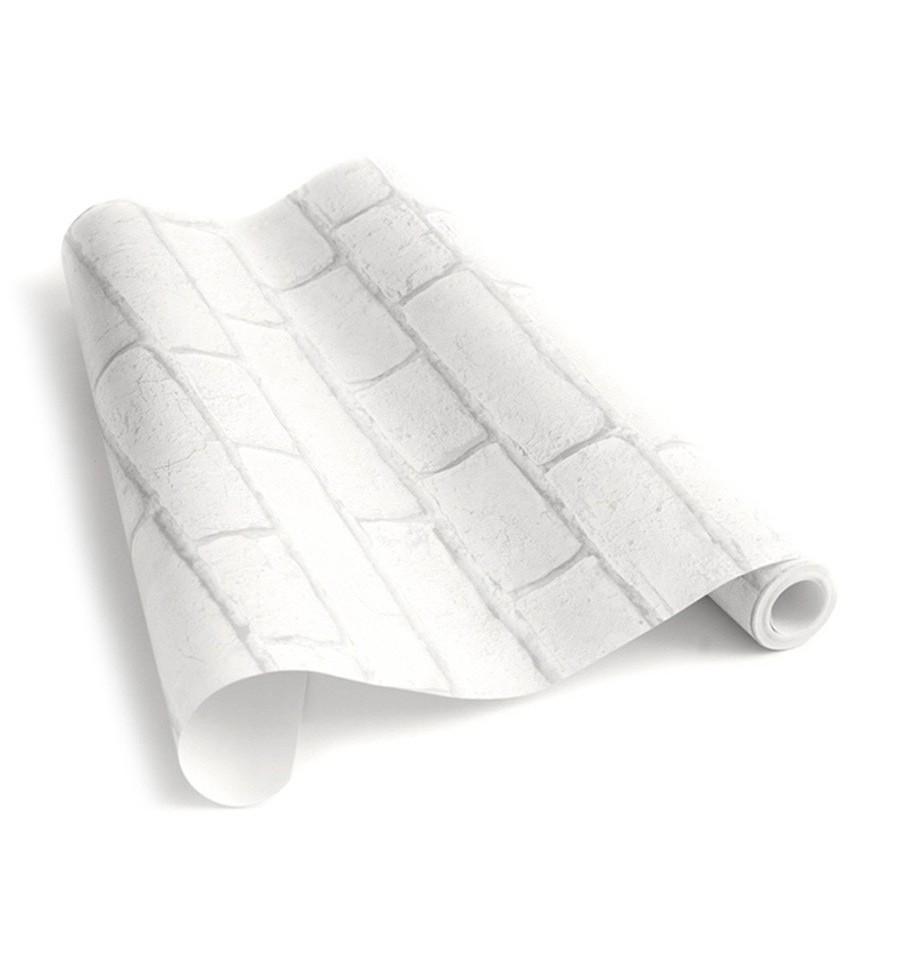 Koziel carta da parati muro bianco for Carta da parati muro
