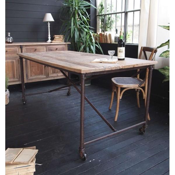 ORCHIDEA NATURAL VINTAGE TABLE