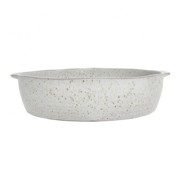 HK LIVING STONEWARE KITCHEN BOWL XL