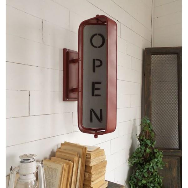 ORCHIDEA NEON SIGN OPEN/CLOSE