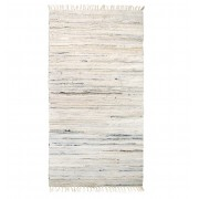 HK LIVING MIX COTTON/JEANS RUNNER RUG