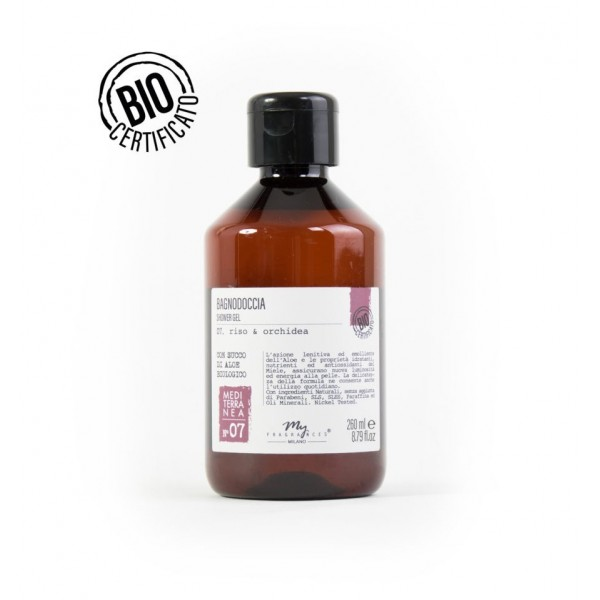 MY FRAGRANCES SHOWER GEL RISO-ORCHIDEA