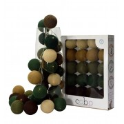 COBO LIGHT GARLAND GIADA