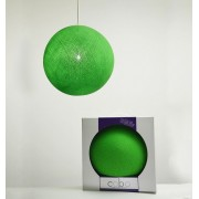 COBO SUSPENSION LAMP LIGHT GREEN
