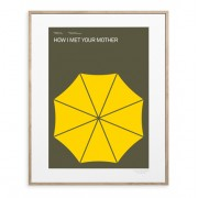 IMAGE REPUBLIC POSTER 30X40 HOW I MET YOUR MOTHER