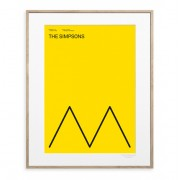 IMAGE REPUBLIC POSTER 30X40 THE SIMPSON