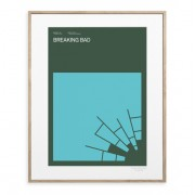IMAGE REPUBLIC POSTER 30X40 BREAKING BAD