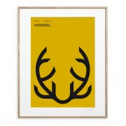 IMAGE REPUBLIC POSTER 30X40 HANNIBAL