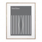 IMAGE REPUBLIC POSTER 30X40 PRISON BREAK