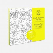OMY GIANT COLORING DINOS POSTER