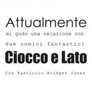 DECORAMO ADESIVO MURALE BRIDGET JONES