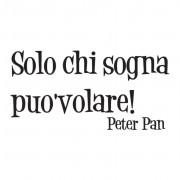 DECORAMO ADESIVO MURALE PETER PAN