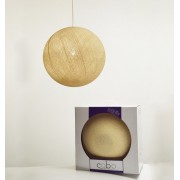 COBO SUSPENSION LAMP SHELL 40CM