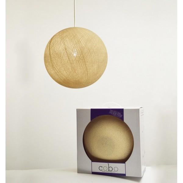 COBO SUSPENSION LAMP SHELL 40CM