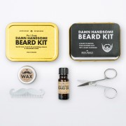 MEN'S SOCIETY KIT DI CURA PER LA BARBA