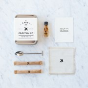 MEN'S SOCIETY COCKTAIL KIT GIN & TONIC
