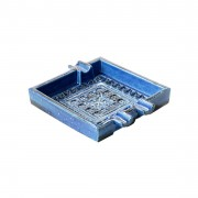 BITOSSI CERAMICHE RIMINI BLU ASHTRAY