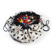 PLAY&GO MICKEY MOUSE TOY STORAGE BAG