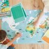 POPPIK WORLD MAP