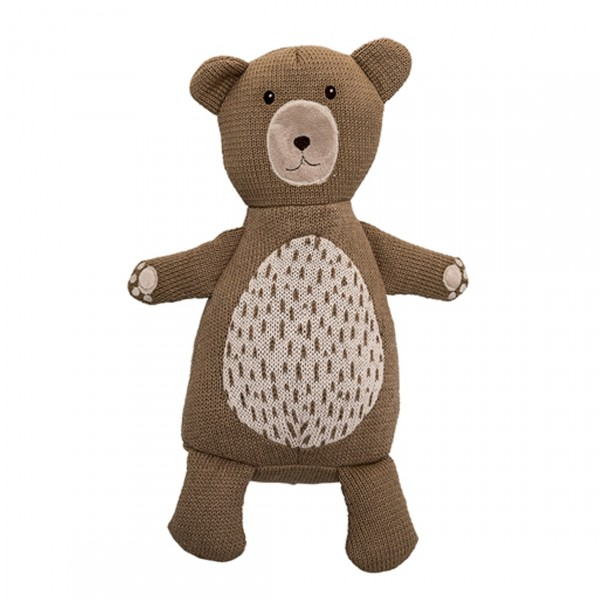 BLOOMINGVILLE COTTON KNITTED BEAR