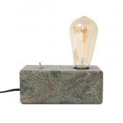 HK LIVING FOREST MARBLE BRICK LIGHT