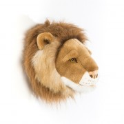 WILD & SOFT LION HEAD TROPHY