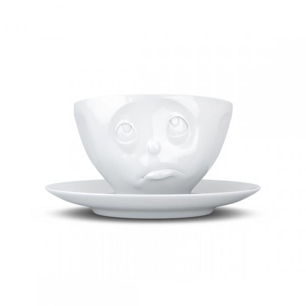 TASSEN COFFEE CUP OH PLEASE WHITE
