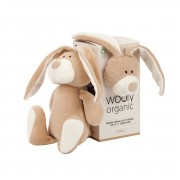 WOOLY ORGANIC SOFT BUNNY