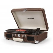 CROSLEY LETTORE VINILE CRUISER DELUXE TWEED