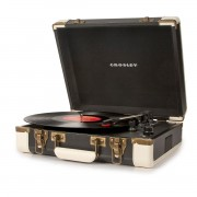 CROSLEY LETTORE VINILE EXECUTIVE BLACK