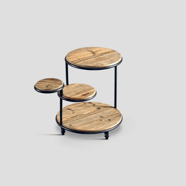 DIALMA BROWN SIDE TABLE DB003591