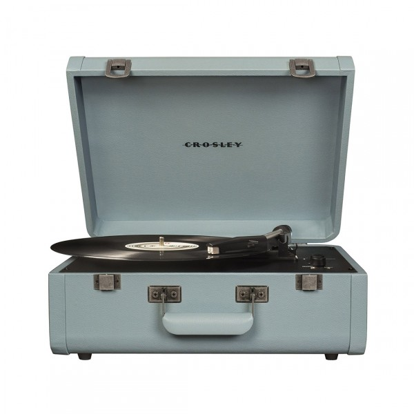 CROSLEY TURNTABLE PORTFOLIO BLACK