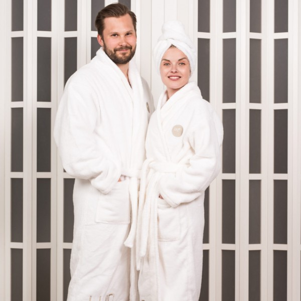 LUIN LIVING BATHROBE UNISEX