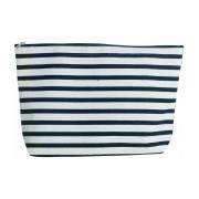HOUSE DOCTOR TOILET BAG WITH STRIPES