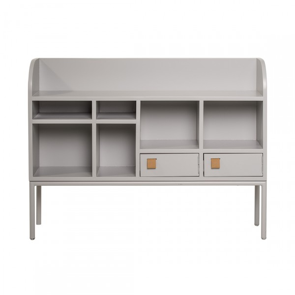 BLOOMINGVILLE GREY DRAWER
