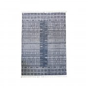 HOUSE DOCTOR RUG RIBA BLACK/WHITE