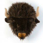 WILD & SOFT TROPHY PELUCHE BUFFALO