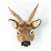 WILD & SOFT TROPHY PELUCHE DEER