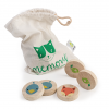 TENDER LEAF TOYS GIOCO DEL MEMORY CLEVER CAT