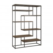 IDI STUDIO BOOKCASE FENDY 8 SHELVES