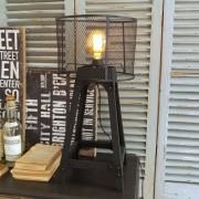 ORCHIDEA INDUSTRIAL TABLE LAMP