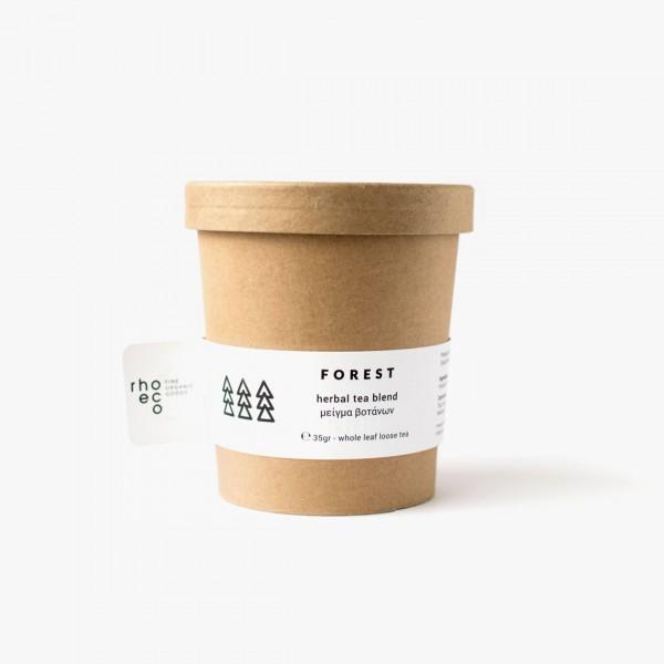 RHOECO ORGANIC TEA - DRINK IT – PLANT IT – AGROS