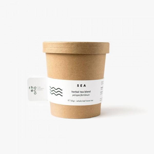 RHOECO ORGANIC TEA - DRINK IT – PLANT IT – FOREST