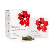 BLEND TEA JAPANESE CHERRY TÈ VERDE