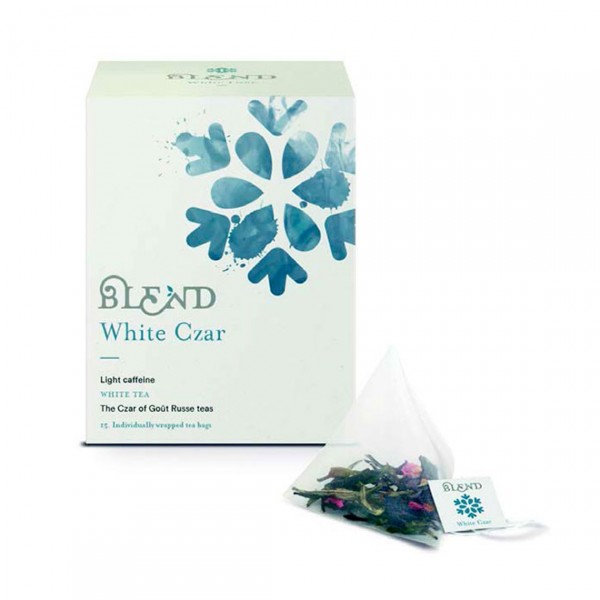 BLEND TEA WHITE CZAR TÈ BIANCO